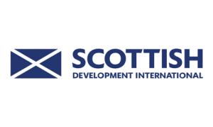SDI logo Scottish Development International