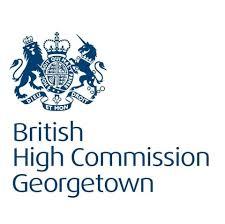 British High Commission Logo